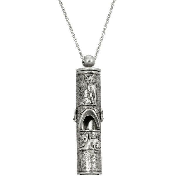Cat Pendant Whistle 30 Inch
