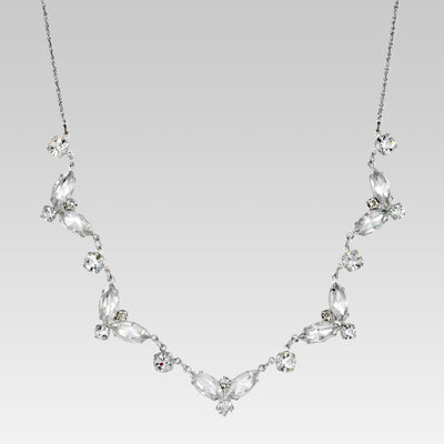 Swaovski Crystal Collar Necklace 15