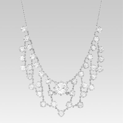 Swaovski Crystal Collar Necklace
