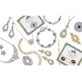 Assorted Carded Package Earring Necklace and Pin