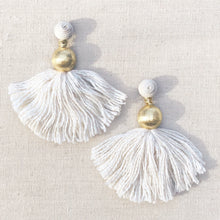 Sophie Off White Earring