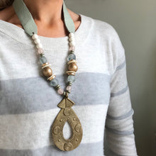 Emma Leather Necklace