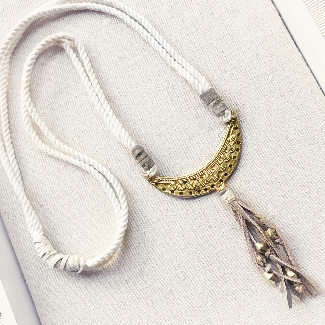 Boho Nautical Necklace