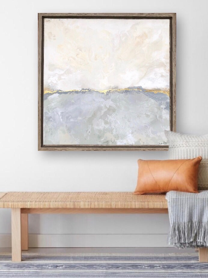 Horizon Abstract original Art Painting