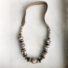 MacKenzie Leather Necklace