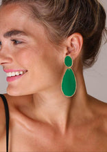 Parker Earring Green