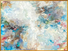 Cinder Rose original fine art abstract painting