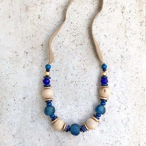 Bella Blue Necklace