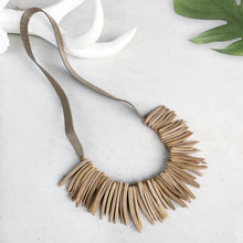 Bohem Brown Necklace