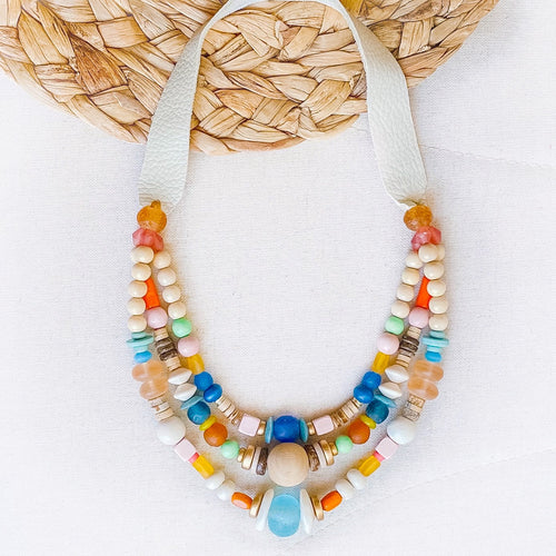 Autumn Necklace I