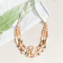 Bohemian Blush Necklace