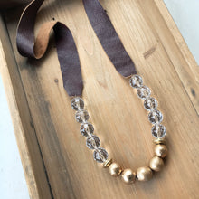 Leather Lane Necklace