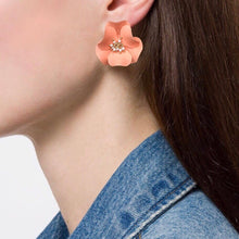 Dusty Peach Earring