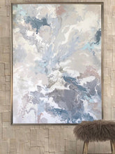 Fine Art Abstract Painting