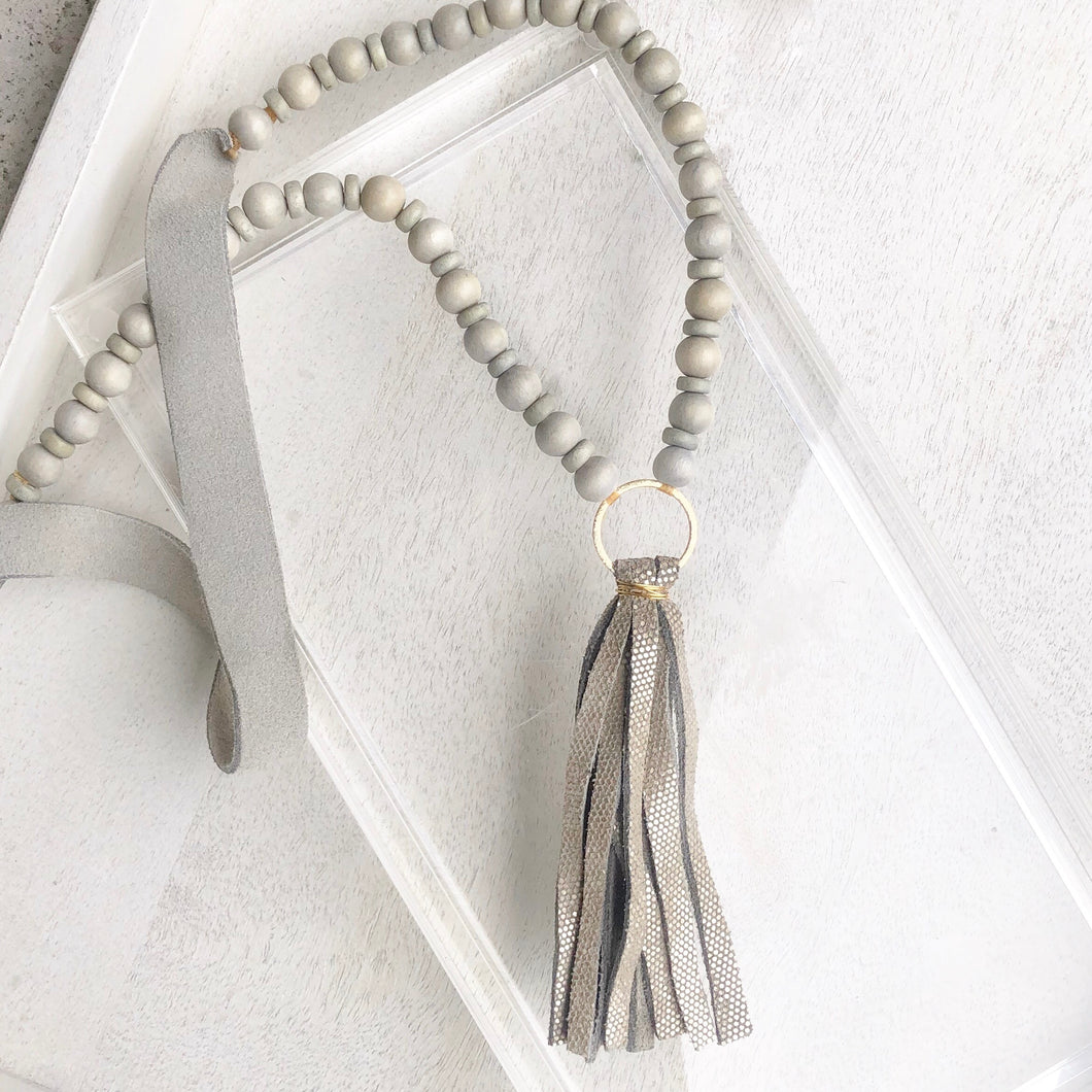 Gi Gi Tassel Necklace