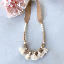 Fringe Camel Necklace