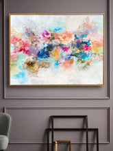 A Color For Your Thoughts - original Fine art Painting
