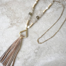 Desert Sand Necklace