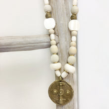Resort Bohemian necklace