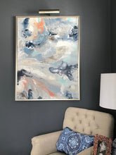 Custom abstract painting