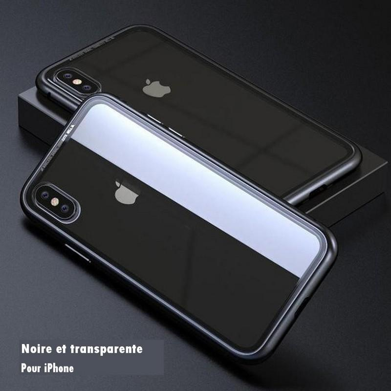 coque a absorption magnetique iphone 7