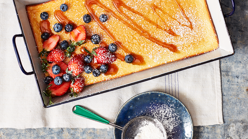 French Toast Bake is an Easy Keto Breakfast