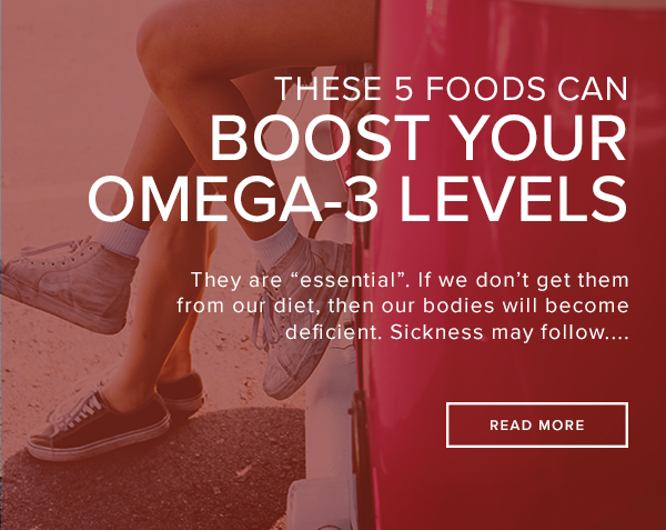 These 5 Foods Can Boost Your Omega-3 Levels