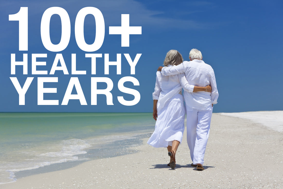 Possible to live 100 HEALTHY Years?