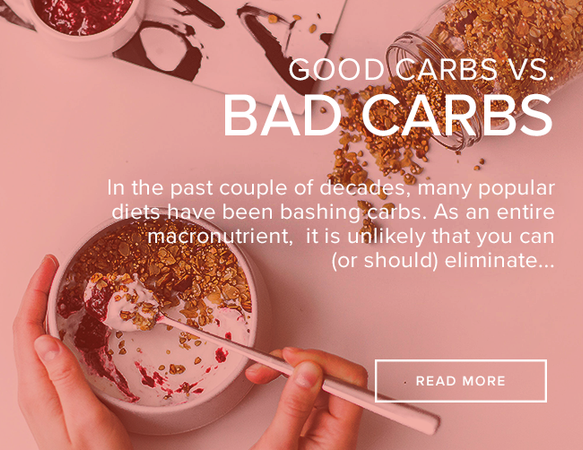Are All Carbs Bad?