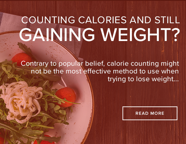 Counting Calories and Still Losing Weight? Here's Why!