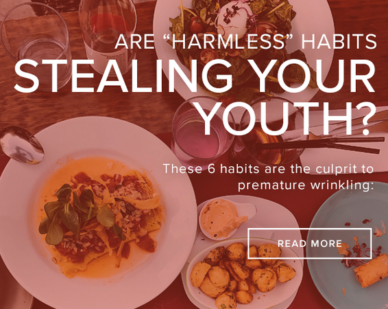 "Are ""Harmless"" Habits Stealing Your Youth?"