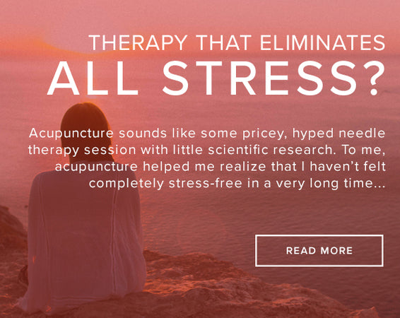 Therapy That Eliminates All Stress