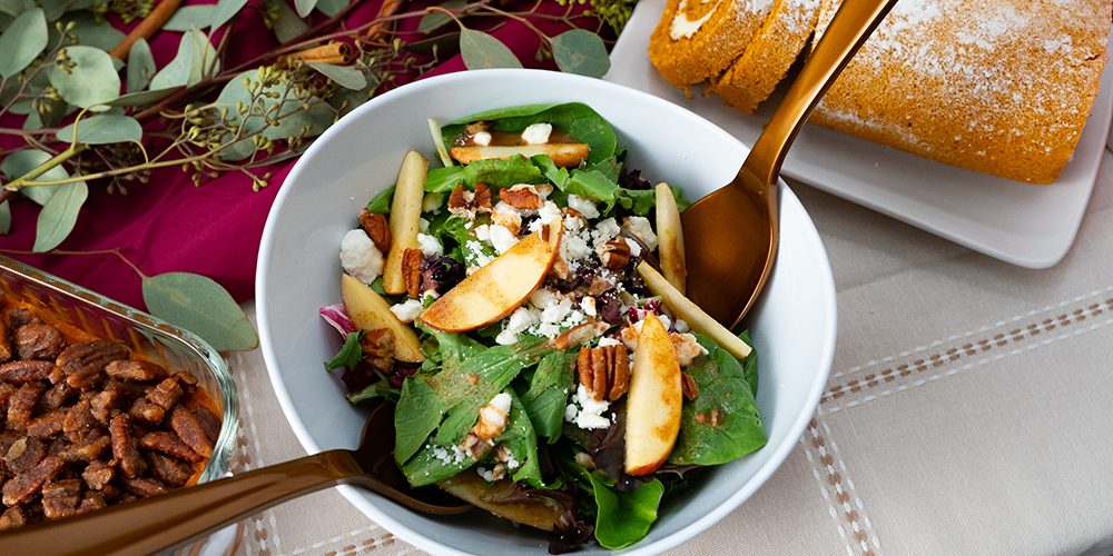 Apple Cinnamon Vinaigrette