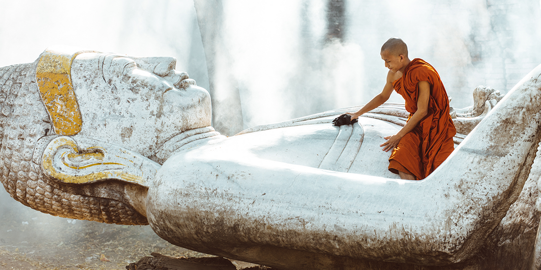 Clean House, Clean Mind: How Monks Use Cleanliness to Achieve Enlightenment