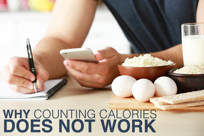 Counting Calories Proven NOT To Work