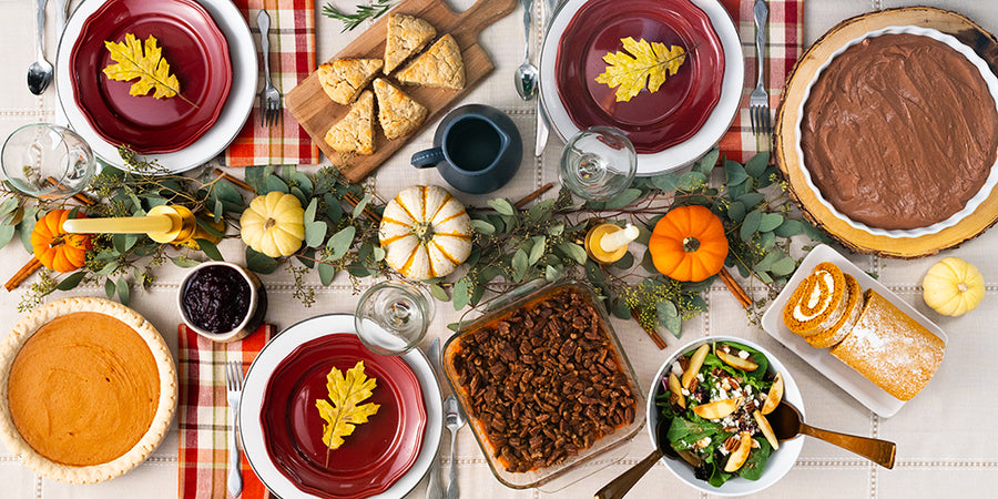 A Cozy, Sugar-Free Thanksgiving