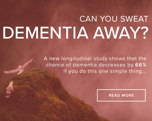 Sweat Dementia Away?
