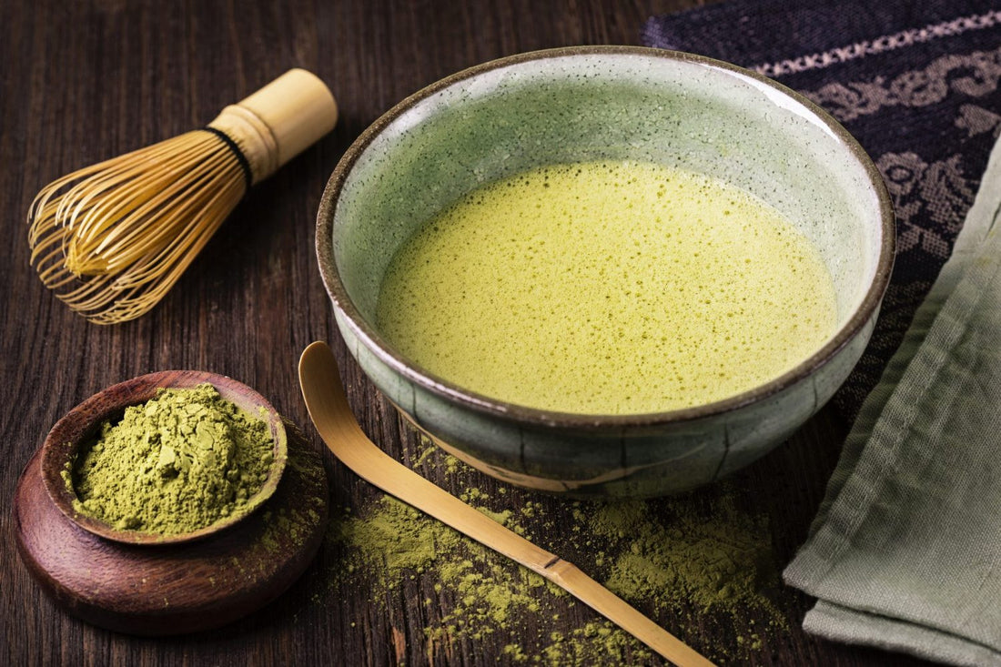 Matcha: New Weight Loss Superfood Antioxidant You Want In Your Diet