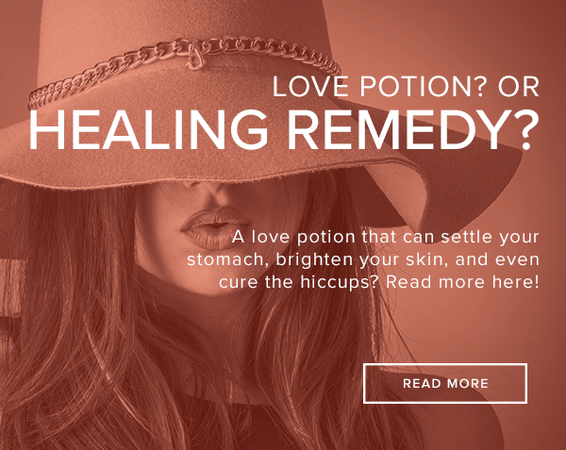 Ancient Love Potion Heals Your Body & Cuts Fat?