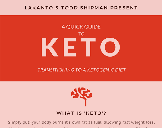 A Quick Guide to Keto