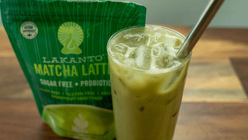 4 Matcha Monk Fruit Drink Recipes