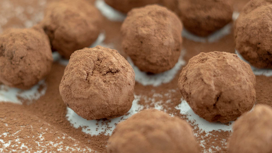 Sugar-Free Chocolate Truffles