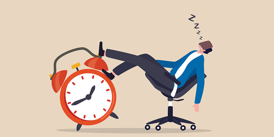 Ways to Combat the Mid-afternoon Slump