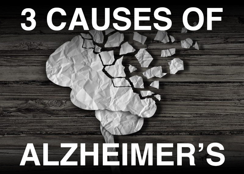 Devious Cause of Alzheimers - Not What You Think