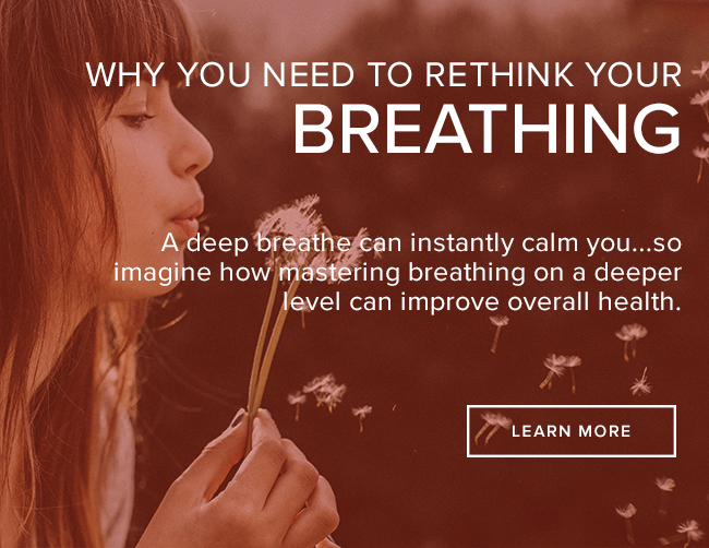 Deep breathing techniques for better health