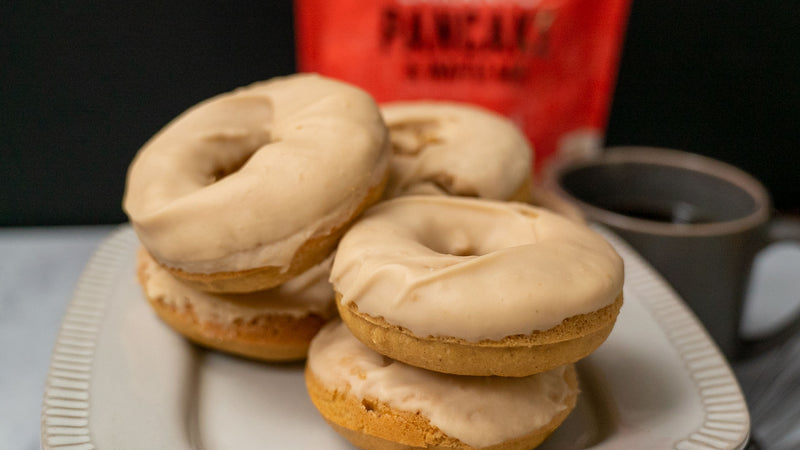Collagen Maple Donuts