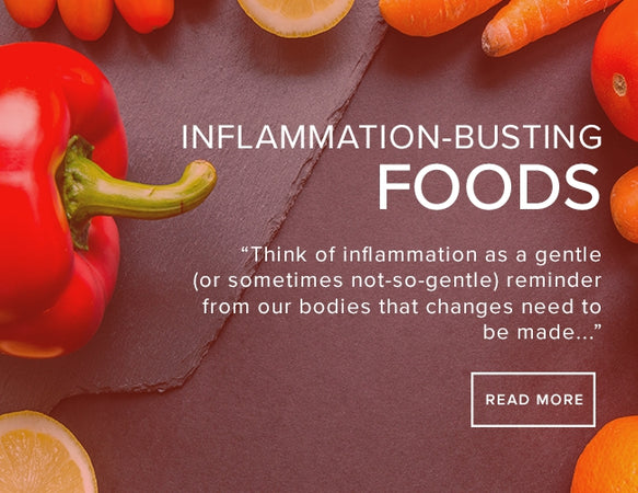 Top 6 Inflammation-fighting Foods