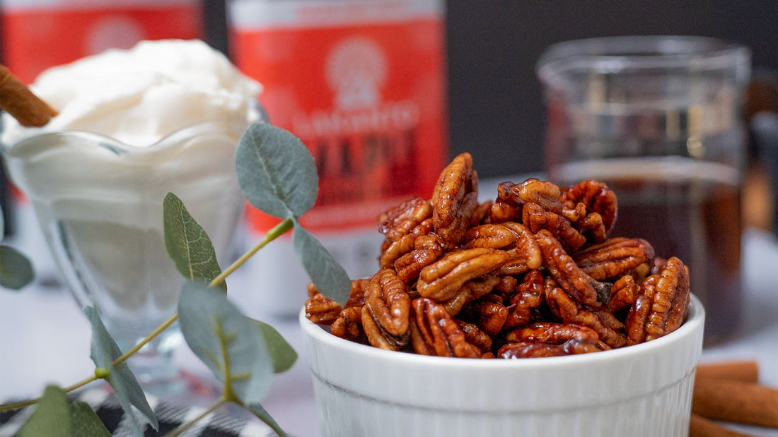 Sugar-Free Caramelized Pecans