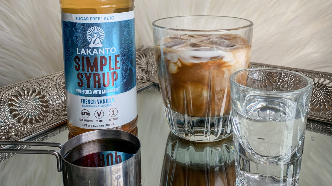 Sugar-Free White Russian