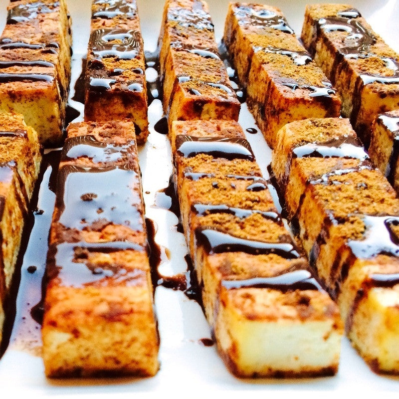 Cinnamon French Tofu Sticks
